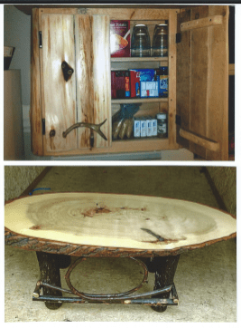 Bears Den Rustics – Log Furniture, Coffee, Sofa and End Tables, Dressers, Cabinets, Frames, Stools