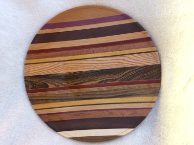 Mike Valuet Segmented Plate