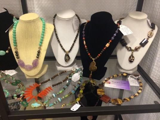 Cheryl Green Designs – Glass, Stone & Ceramic Bead Jewelry Necklaces, Bracelets & Earrings