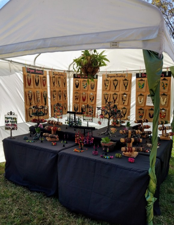 Gypsy Rose Studios – Jewelry of Botanical elements and Butterfly Wings