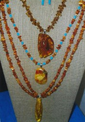 Ladieanne's Timeless Treasures – Handmade Jewelry of Stone, Turquoise & Fossils