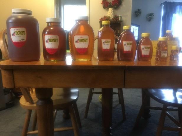 RC's Bees – Pure Honey, Bulk Beeswax Blocks, Honey Sticks