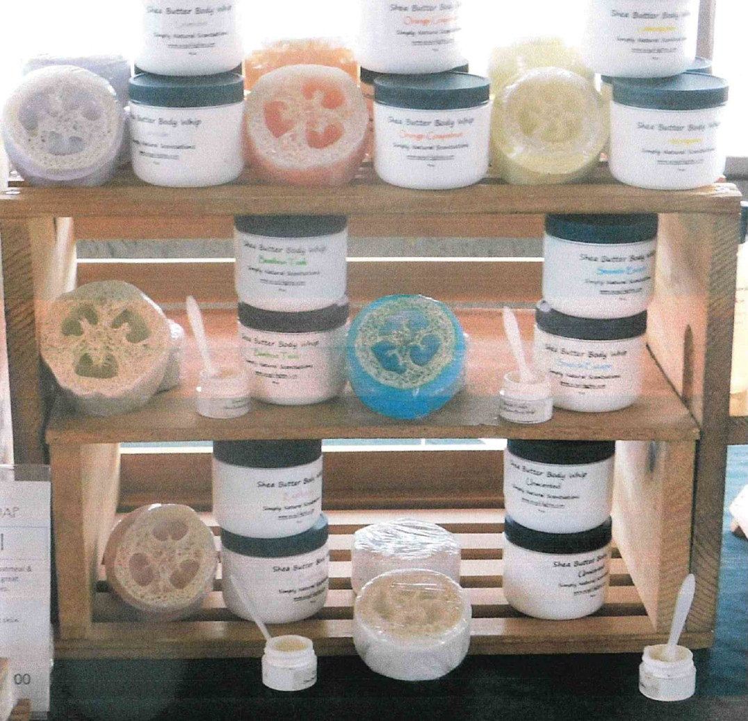 Simply Natural Scentsations – Natural Face Cream, Soap, Lotion, Insect Repellant, Air Fresheners, Magnetic Scarves