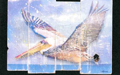 Ed Hendrix Design – Digital Images on Wood Panels, Hand Painted Spaller