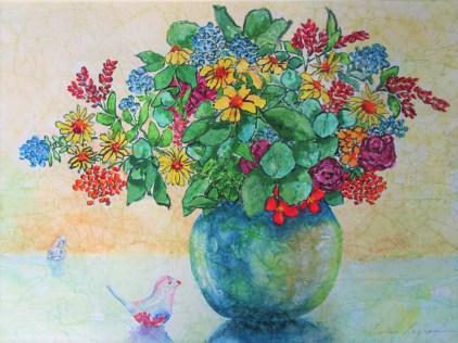 LaGrou (Carlene) – Watercolor & Acrylic Paintings