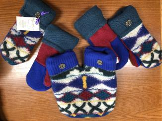 T C Mitts – Wool & Cashmere Mittens
