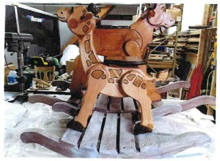 Old Hippie Woodworking – Rockers, Plaques, Clocks, Wall Hangings, Games, Furniture