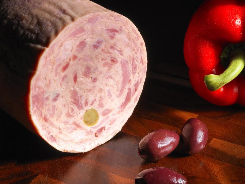 © Michel Kalifa - Maison David, Roulade de veau aux olives