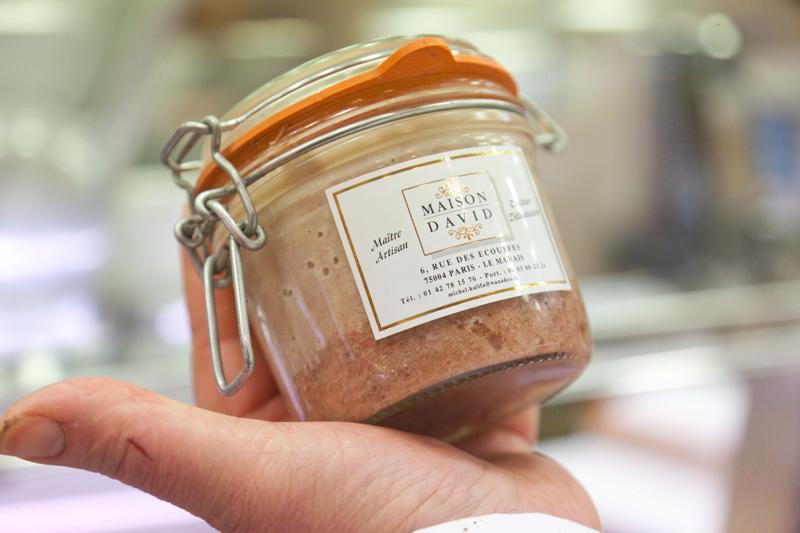 Foie gras, Michel Kalifa - Maison David ©