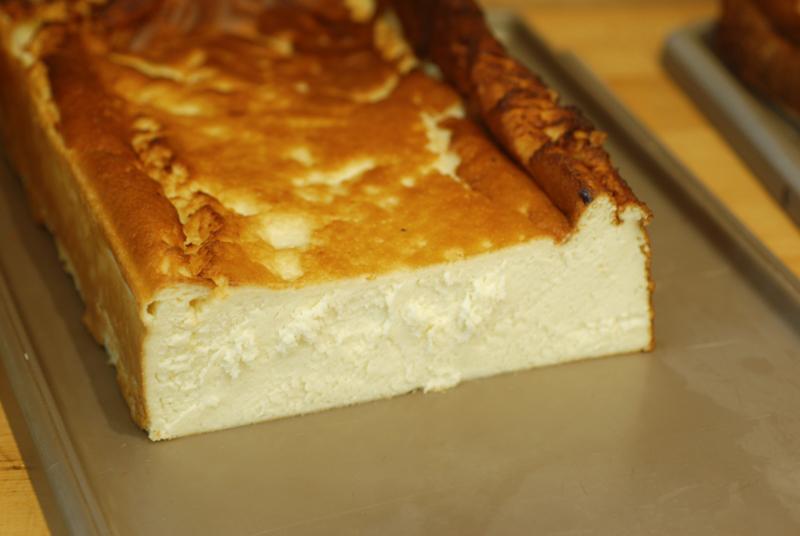 Gâteau au fromage, Michel Kalifa - Maison David, Samuel Bloch ©