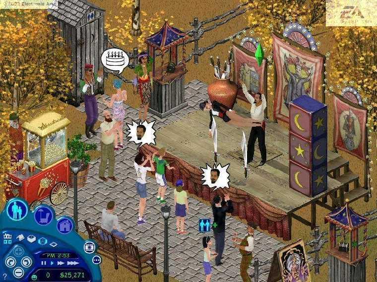 Sims Abracadabra