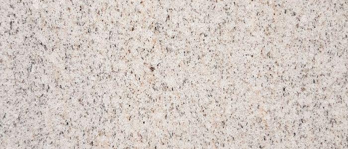 Hartgestein Imperial White poliert