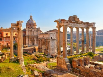 Ancient Rome's Forum