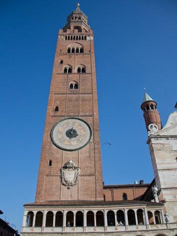 Cremona's Bell Tower Torrazzo
