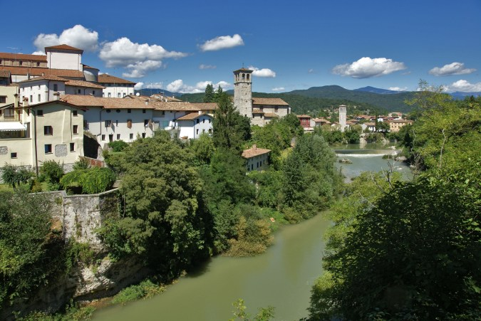Cividale del Friuli is a picturesque small town