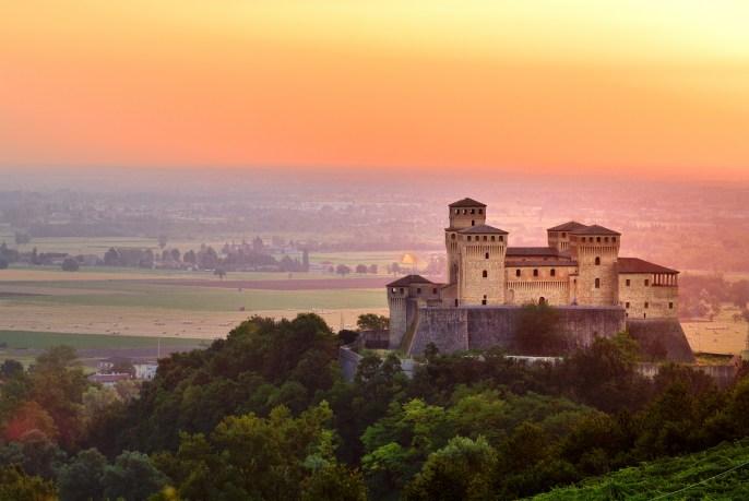 Emilia Romagna | Medieval castle
