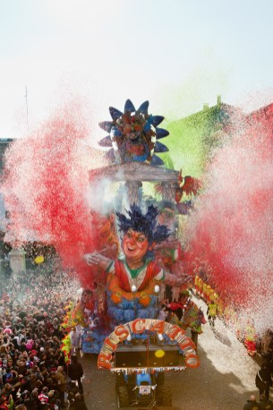 Emilia Romagna   Carnival of Cento