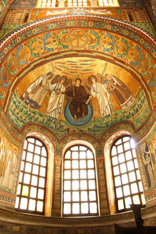 Emilia Romagna | Basilica of San Vitale in Ravenna