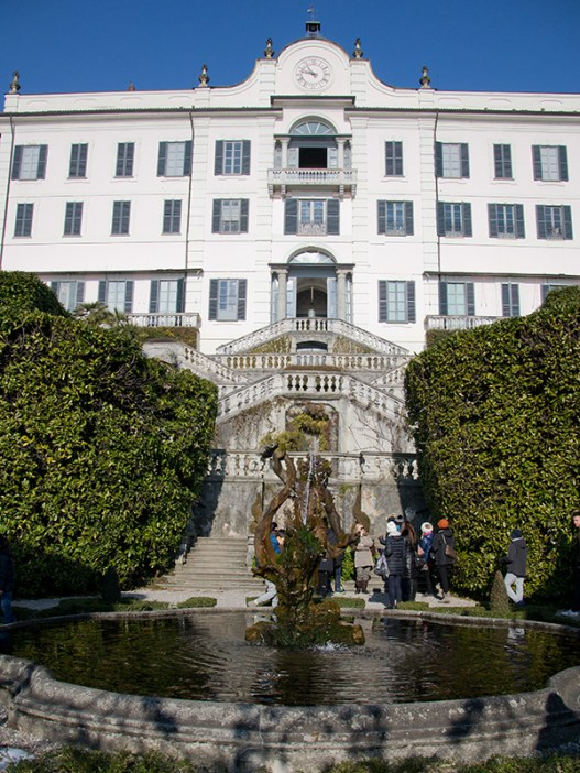 Villa Carlotta Fountain