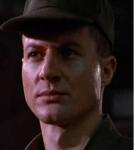 William Hope as pilot in Aliens (1986)