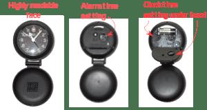 Poka-Yoke and Usability Engineering in Alarm clock