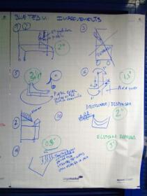 Sketches of improvement ideas