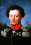 Carl von Clausewitz, writer on military strategy and tactics