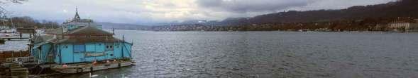 Zürich lake