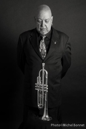Patrick Artéro et sa trompette