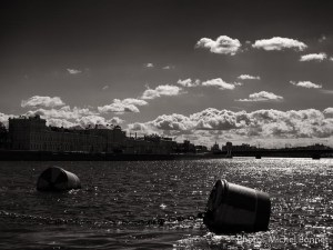 La Neva (Saint Petersbourg)