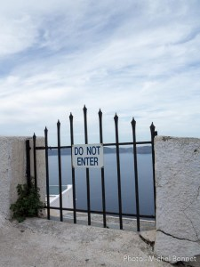 Porte Santorin