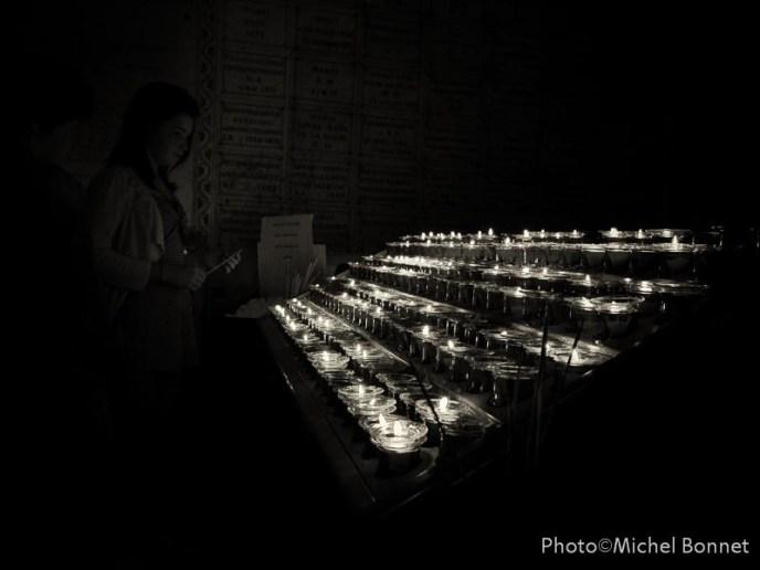 Spirituelles bougies