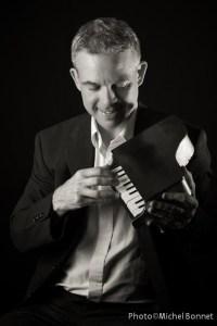Stan Laferrière piano