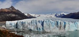 Un imposant glacier équatorial en train de fondre