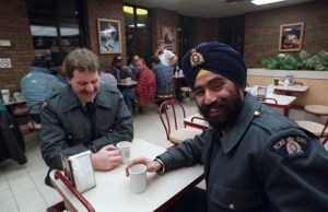 Baltej Singh Dhillon, the RCMP constable who fought to wear his turban.