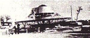 Photo de l'OTC X-1 au sol.