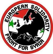 Juste une petite question: pourquoi y a-t-il un front de solidarité européen de former four soutenir la Syrie? C'est parce que les gens sont mieux informé qu'avant!