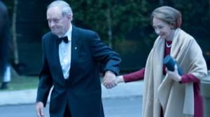 L'ancien premier ministre du Canada Jean Chrétien et son épouse Aline
