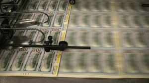 La planche à billets américains vient de s'emballer ...vitesse maximum!
