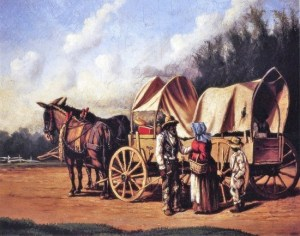 41o-William-Aiken-Walker-American-painter-1839-1921-Covered-Wagon-with-Negro-Family-550x434 (1)
