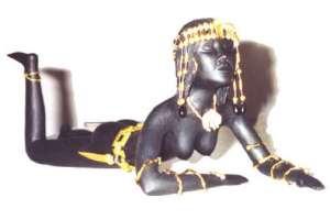 Statue ancienne représentant Majaji