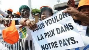 Un cri du coeur du peuple centrafricain.