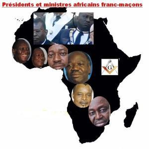 Afrique francs-maçons