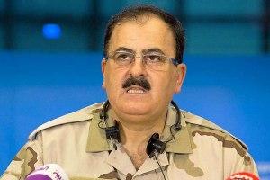 Salim Idriss,chef d'état-major de l'Armée Syrienne Libre