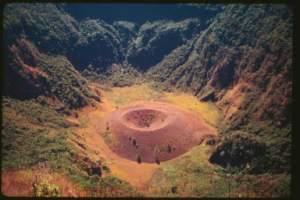 De nombreux  pitons volcaniques naissant sont visibles sur le territoire de la République de El Salvador.
