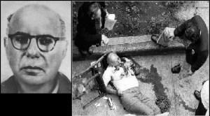 Carmine galante au moment de son assassinat