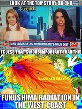 Radiation West Coast