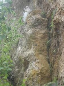 Voici l'aspect du tombeau de Marie-Madeleine