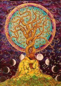 Un arbre de Vie.