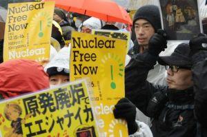 Le parti antinucléaire aura quand même mené une grande bataille populaire avec peu de moyens financiers.